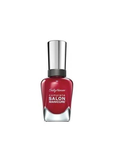 Complete Salon Manicure Oje - Red Handed No: 575 14.7ml-Sally Hansen